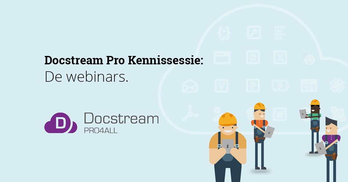 Docstream Pro Kennissessies